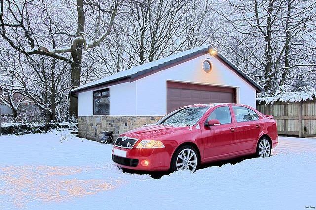 winter car care by SkyFireXII