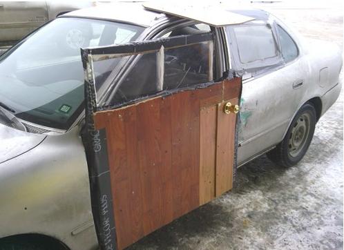 seamless door replacement