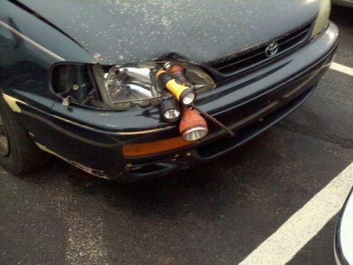 torch headlight