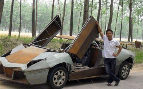 wrong sports car