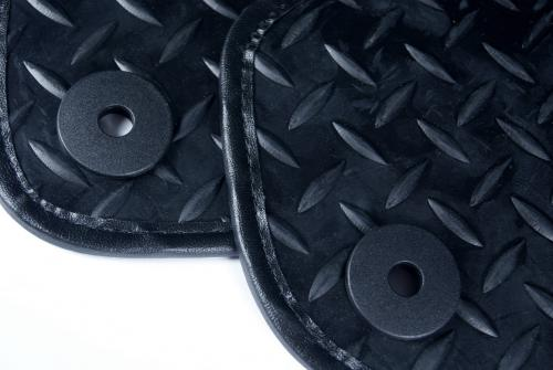 Rubber Car Mats Fixings