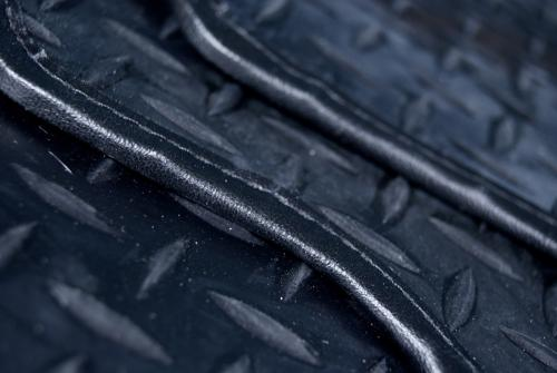 Rubber Car Mats Trim