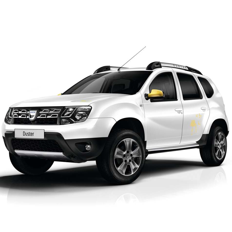 Dacia Duster Boot Liner