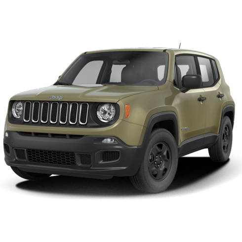 Jeep Renegade Car Mats