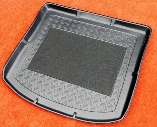 Volkswagen Touran 1T Facelift MPV 5 Door Antislip Boot Liner