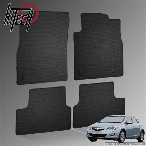 Vauxhall Astra Hatchback / Estate Rubber Car Mats