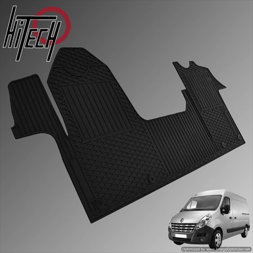 Renault Master Tailored Rubber Van Mats