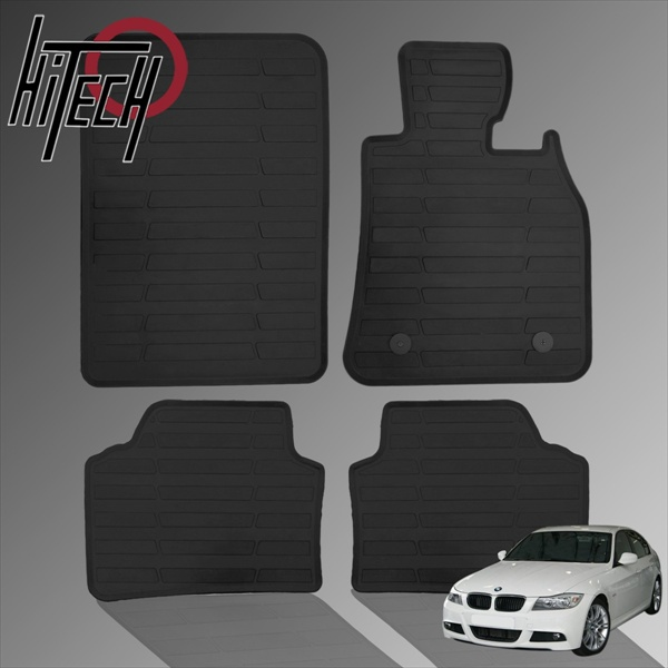 BMW 3 Series E90 Rubber Car Mats