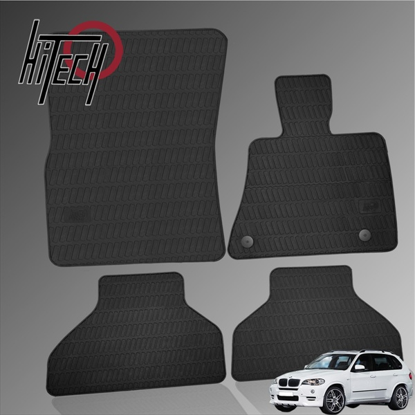BMW X5 E70 Rubber Car Mats