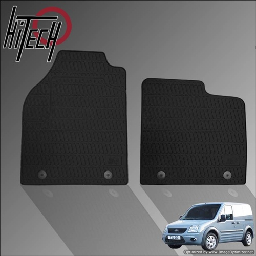 Ford Transit Connect Rubber Van Mats