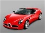 Alfa Romeo Spider Car Covers