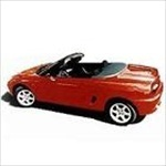 MG TF and MGFuxhall VX220 Sports Car Covers