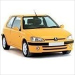 Peugeot 106 Car Covers