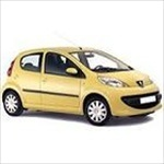 Peugeot 107 Car Covers