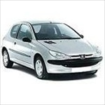 Peugeot 206 and 206CC Car Covers