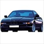 BMW 8 SERIES Car Covers (E31)