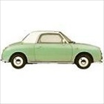 Nissan FIGARO Car Covers