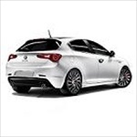 ALFA GIULIETTA Hatch Car Covers