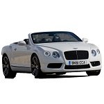 Bentley Continental GTC Car Mats