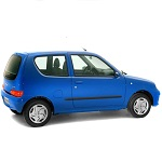 Fiat SEICENTO Roof Bars