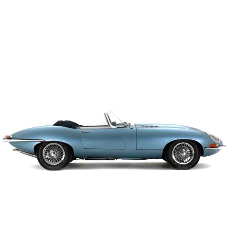 Jaguar E Type Car Mats