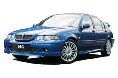 MG ZS Car Covers