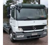 Mercedes Atego and Axor Car Mats