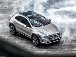 Mercedes GLA Car Mats