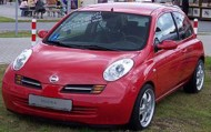 Nissan Micra Car Covers