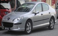 Peugeot 407 Car Covers
