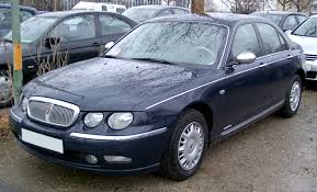 Rover 75 Roof Bars