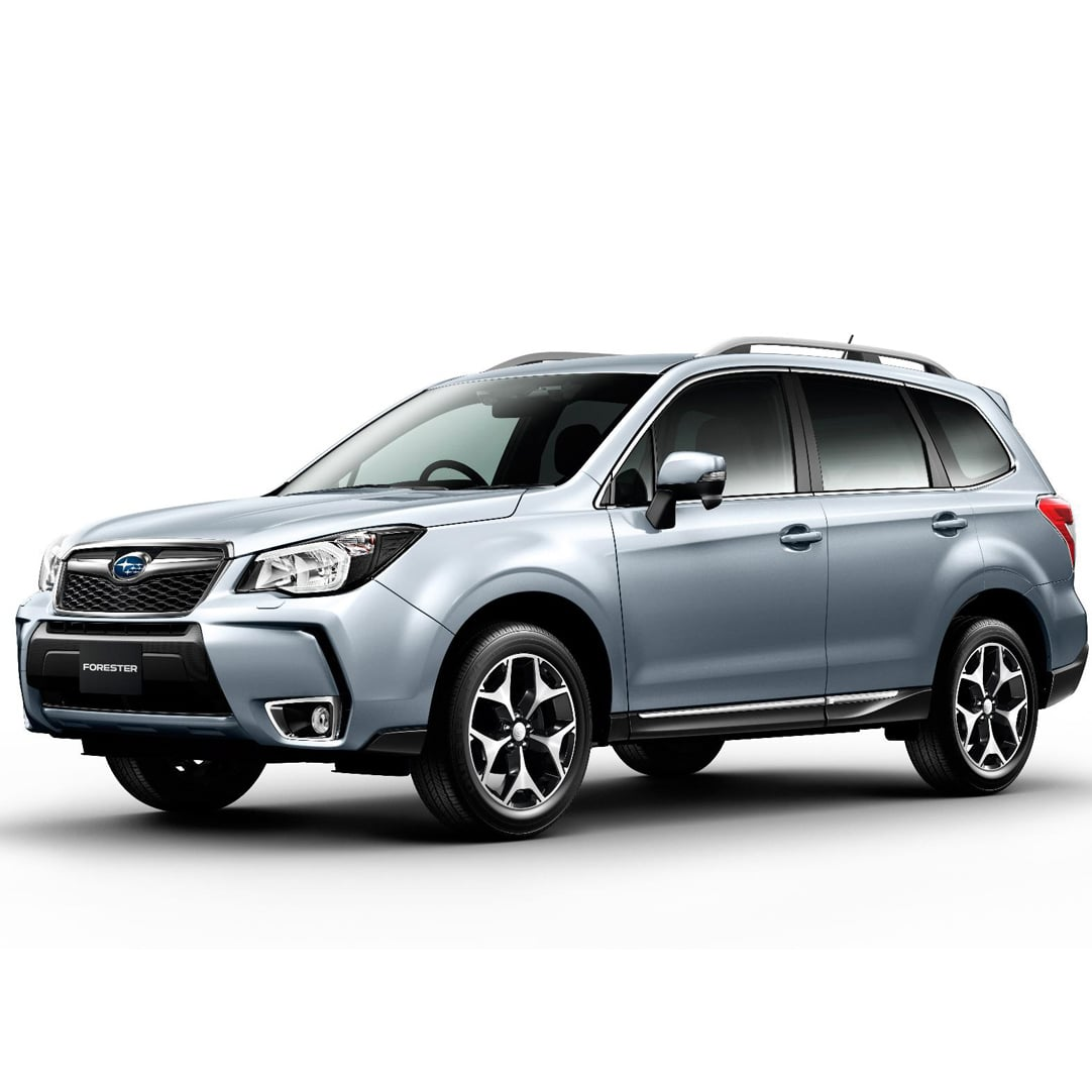 Subaru Forester Roof Bars
