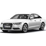 Audi A6 Rubber Car Mats