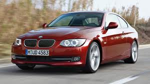 BMW 3 SERIES Coupe Roof Bars