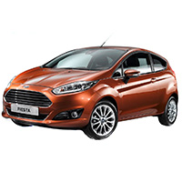 Ford Fiesta Boot Liners