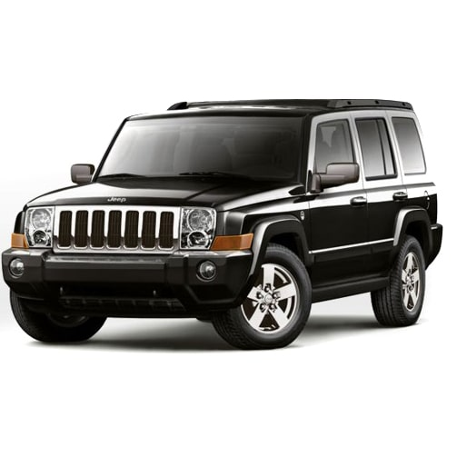 Jeep Commander Car Mats