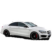 Mercedes CLA Car Mats