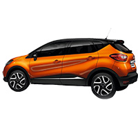 Renault Captur Car Mats