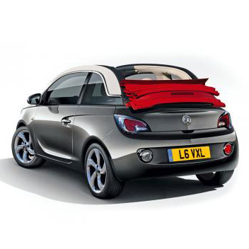 Vauxhall Adam Car Mats
