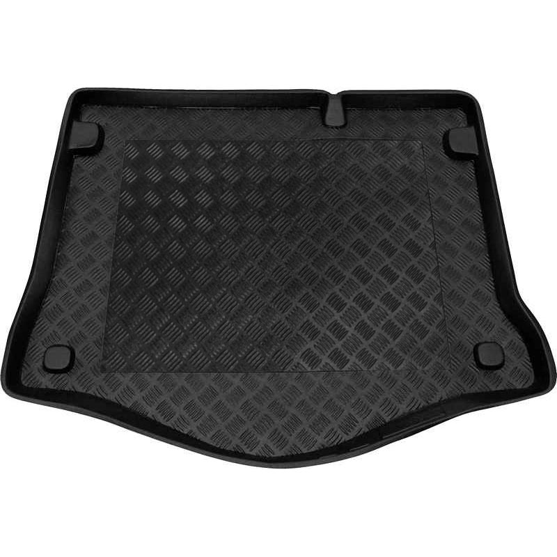 Ford FOCUS Hatchback Boot Liner for Boot with an irregular size spare tire