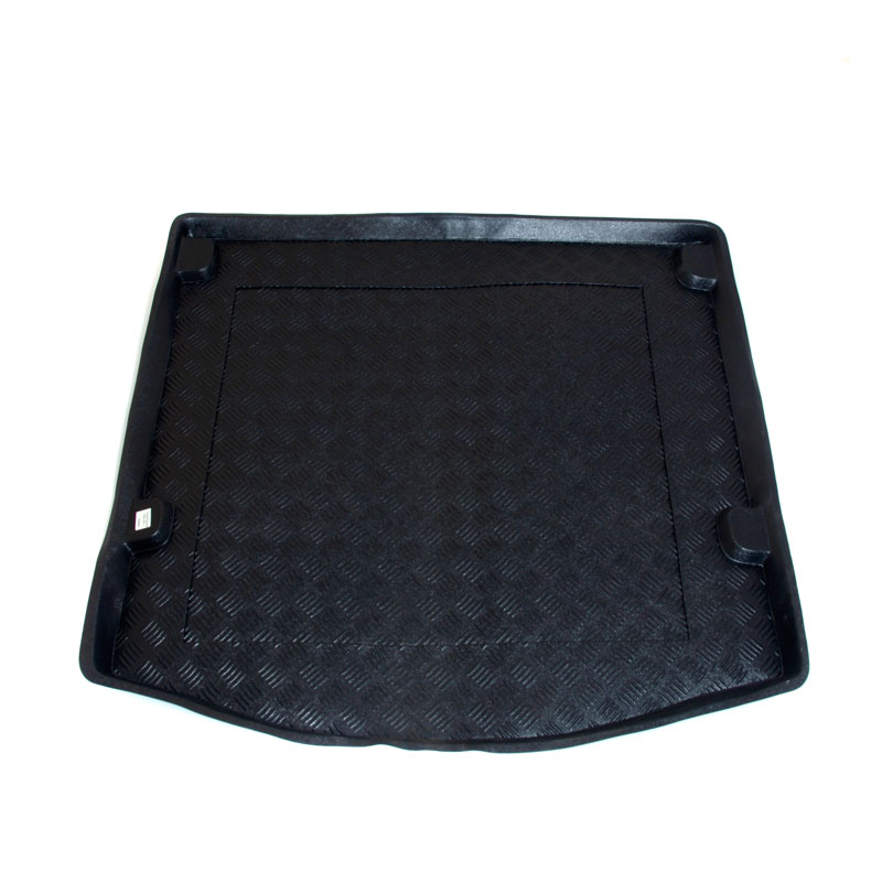 Ford Focus III Saloon Boot Liner for Boot with an irregular size spare tire