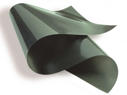 Real Carbon Fibre Sheet - 24cm x 38cm