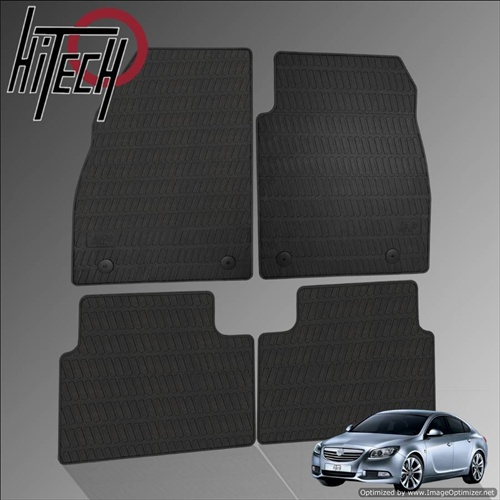 Vauxhall Insignia Saloon Rubber Car Mats