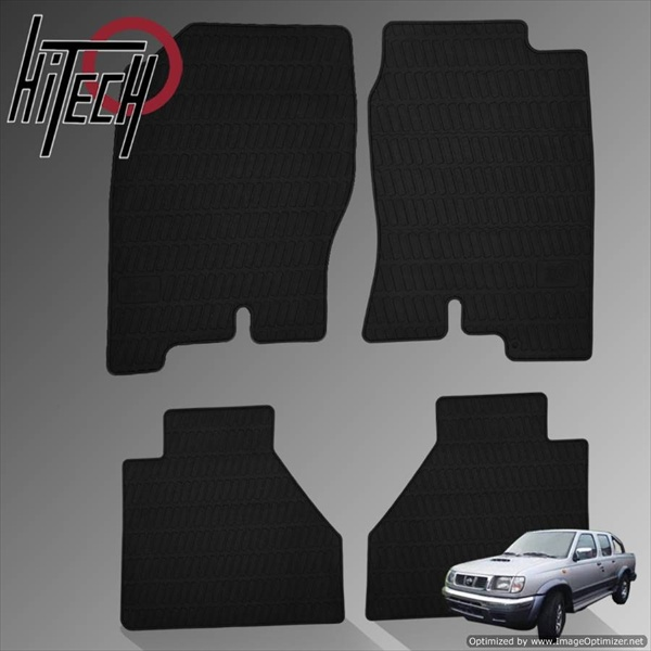 Nissan Navara D40 Pickup Rubber Car Mats