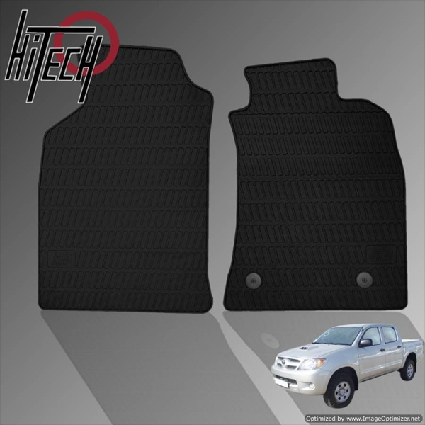 Toyota Hilux Pickup Rubber Car Mats