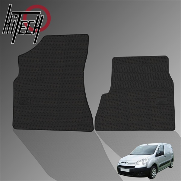 Citroen Berlingo II Van Rubber Car Mats