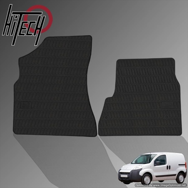Citroen Nemo Van Rubber Car Mats