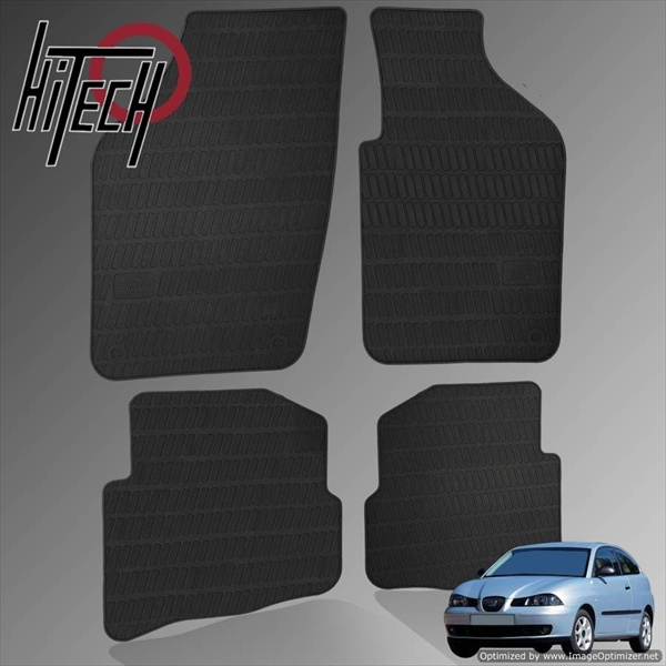BMW 5 Series E39 Rubber Car Mats