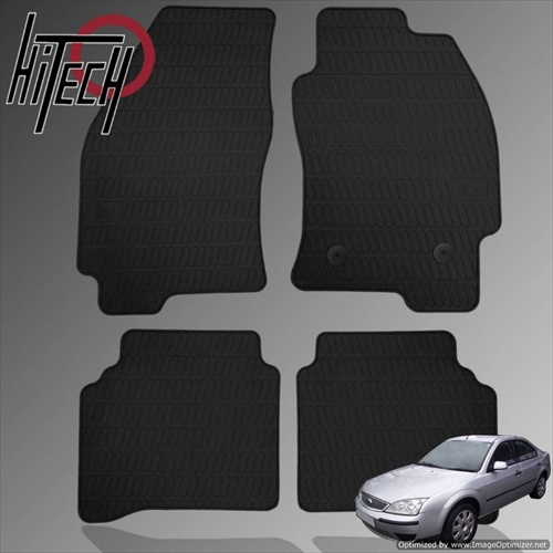 Ford Mondeo Mk3 Saloon Rubber Car Mats