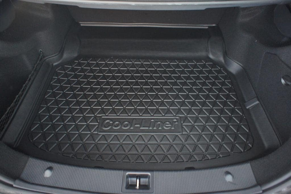 Premium Rubberised Mercedes C W204 4 Door Saloon Boot Liner